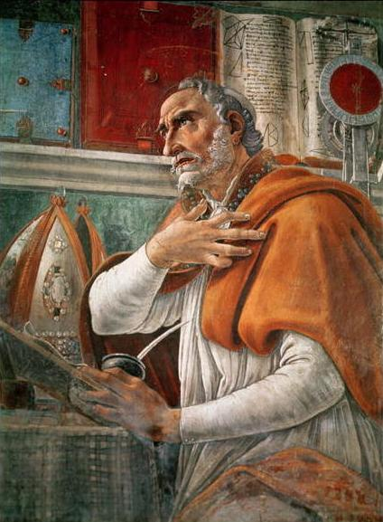 Who is St. Augustine of Hippo?
