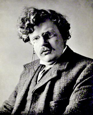 G. K. Chesterton, 1909