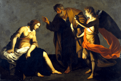 St. Agatha of Sicily by Alessandro Turchi (1578–1649)