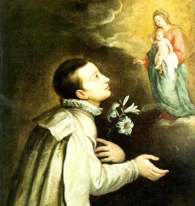 St. Aloysius Gonzaga by Carlo Francesco Nuvolone (1609-1702)