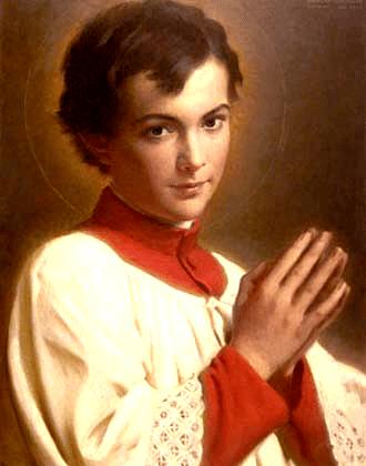 St. Dominic Savio