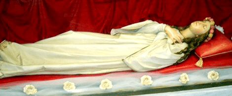 St. Philomena - Wikimedia Commons