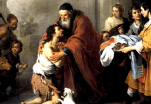 The Return of the Prodigal Son by Bartolomé Esteban Murillo