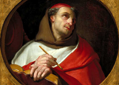 St. Bonaventure by Claude François, also known as Frère Luc (1650 - 1660)