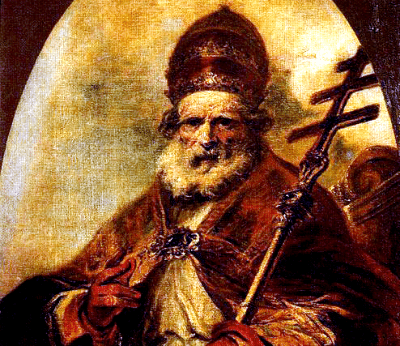St. Leo the Great by Francisco Herrera the Younger (17th century)