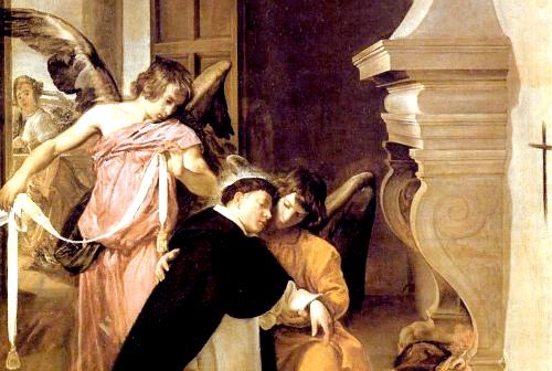 St. Thomas Aquinas by Diego Velázquez (1632)