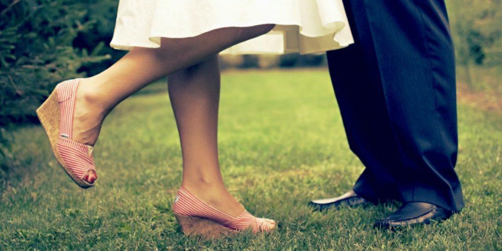 Couple's Legs