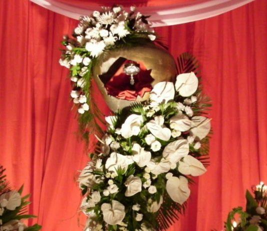 "Altar of Repose ""San Antonio Parish"" by Percy Sledge Agbunag Carballo"