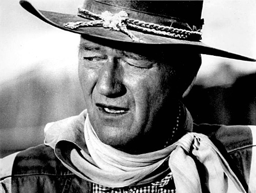 John Wayne in The Comancheros (1961)