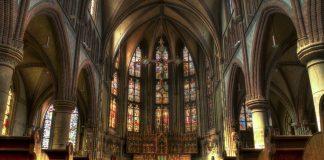 Catholic Church Cathedral