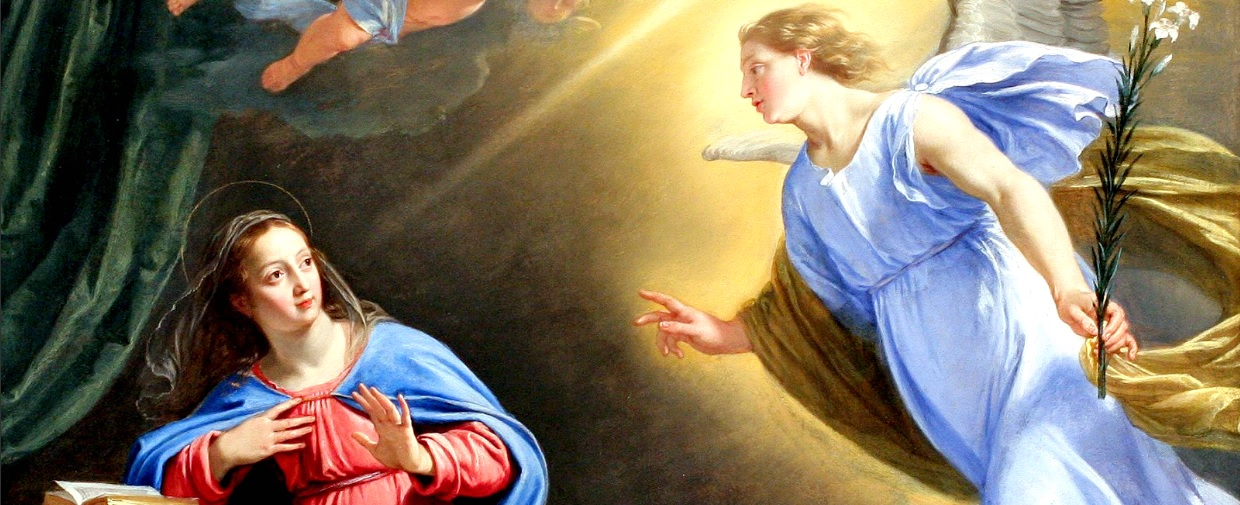Fighting Temptations: Why Choose the Blessed Mother?
