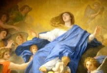 L'Assomption de la Vierge (The Assumption of the Virgin)