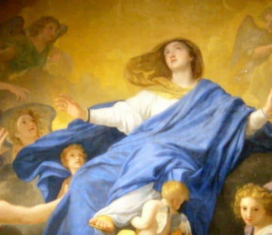 L'Assomption de la Vierge (The Assumption of the Virgin)