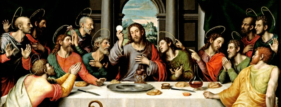 The Last Supper by Vicente Juan Masip c. 1562