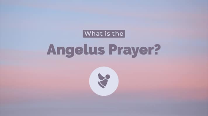 What is the Angelus Prayer?