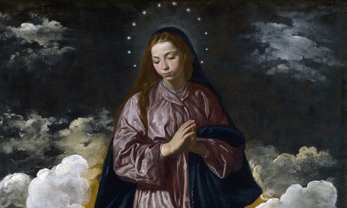 Immaculate Conception by Diego Velázquez (c. 1618)