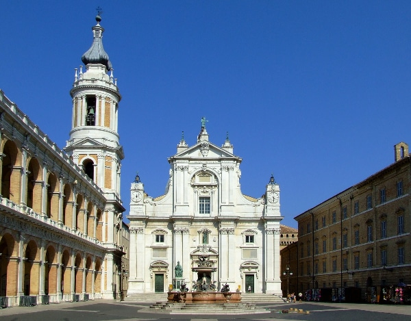 Basilica del Santuario di Loreto by Rabanus Flavus (2012)