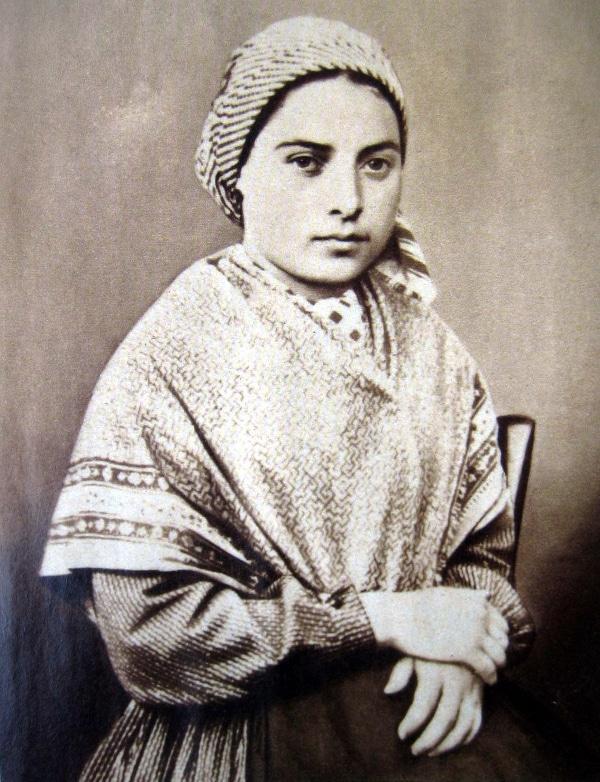 St. Bernadette Soubirous (c. 1858)