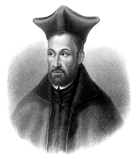 St. Peter Faber
