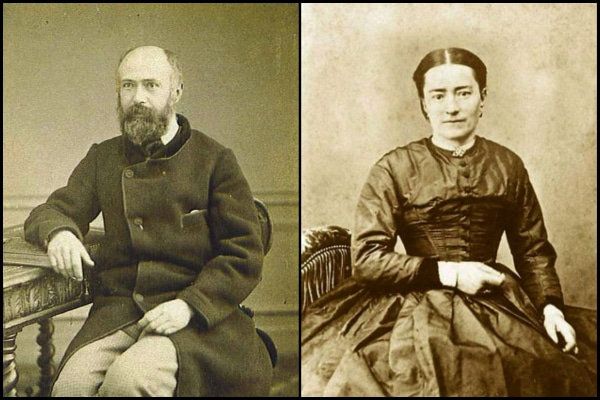 Sts. Louis Martin and Zélie Martin