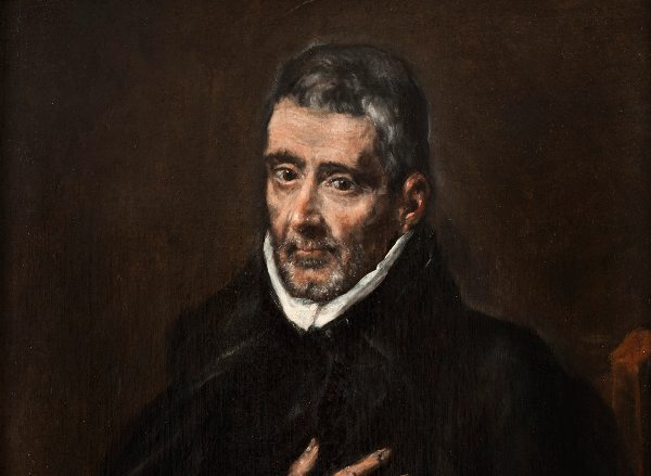St. John of Ávila by El Greco (1580)