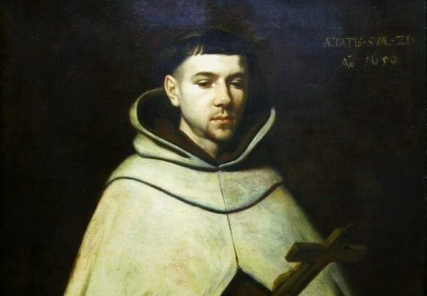 St. John of the Cross by Francisco de Zurbarán (1656)