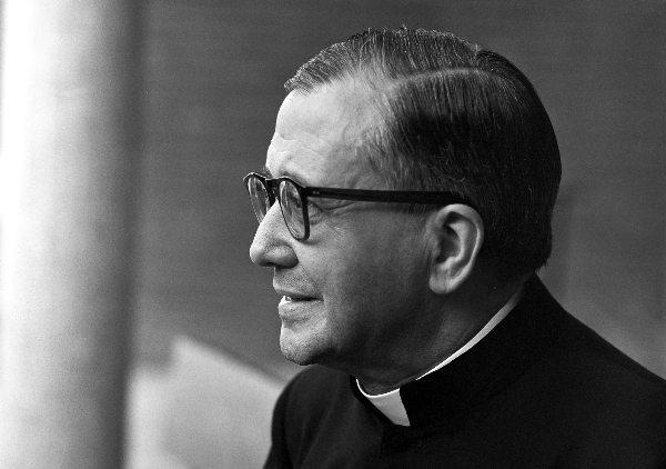 St. Josemaría Escrivá, founder of Opus Dei by Oficina de Información de la Prelatura del Opus Dei en España (9/23/1966)