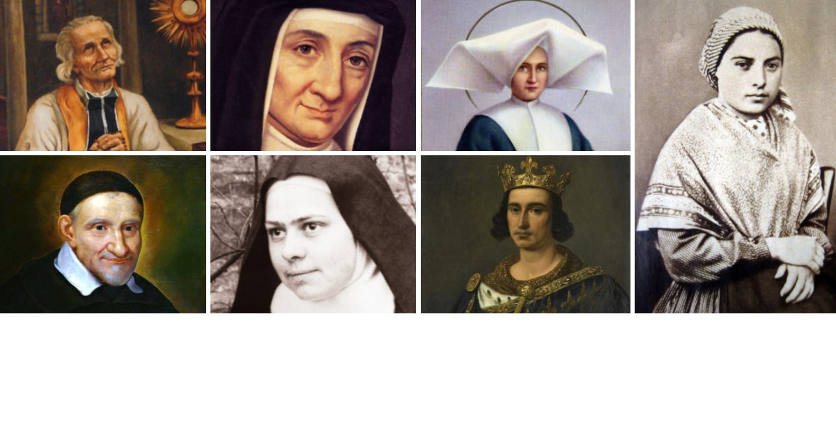 The Greatest French Saints of All Time