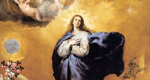Immaculate Conception by Jusepe de Ribera (1635)