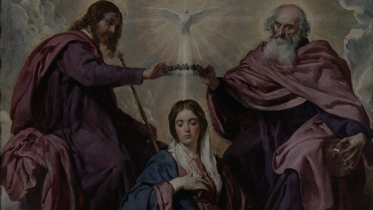 What is the Queenship of Mary?
