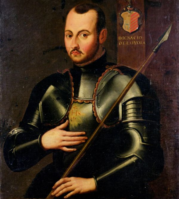 St. Ignatius of Loyola - Military Uniform (16th century)
