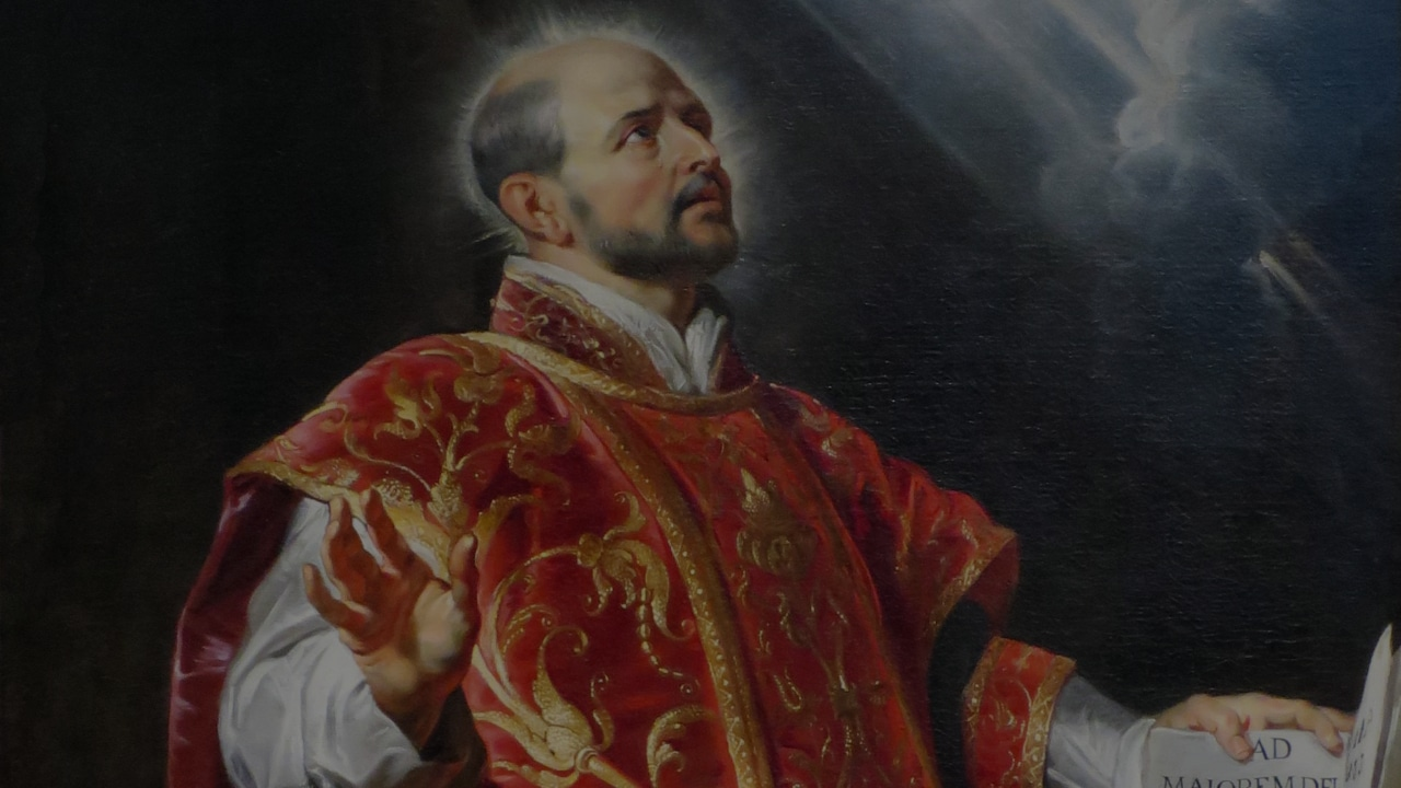 Who Was St. Ignatius of Loyola?