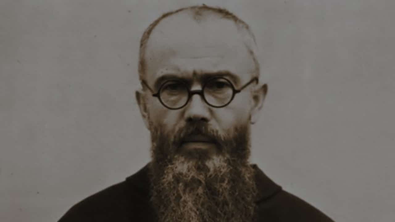 Who Is St. Maximilian Kolbe?