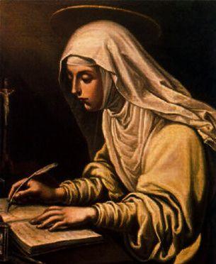 St. Catherine de' Ricci