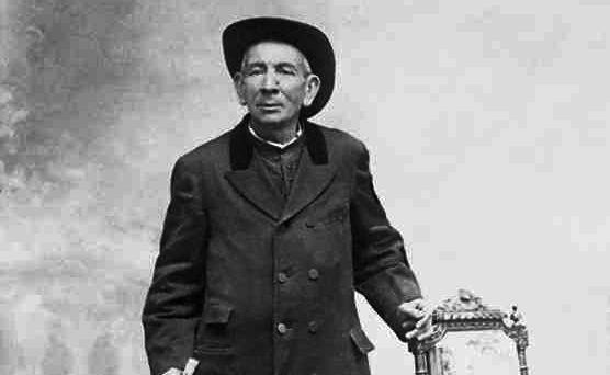 St. José Gabriel del Rosario Brochero (c. 1910)