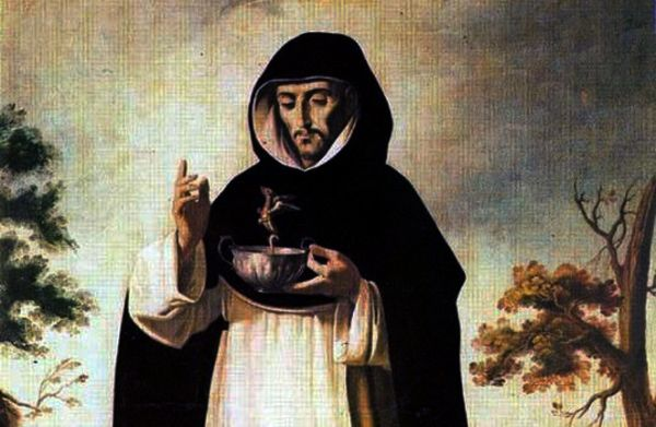 St. Louis Bertrand by Francisco de Zurbarán (1640)