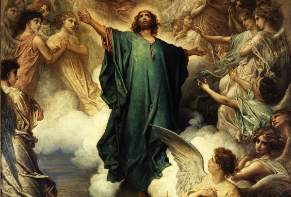 The Ascension by Gustave Doré (1879)
