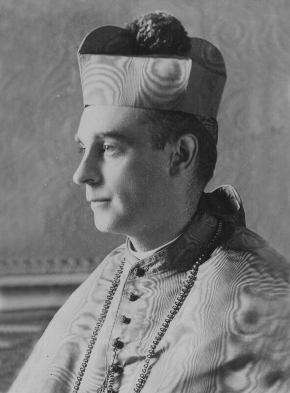 Cardinal Rafael Merry del Val (c. 1905)